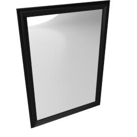 Ivorum Wall Mirror, Brown