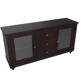 Erebus 3-Drawer 2-Door Buffet