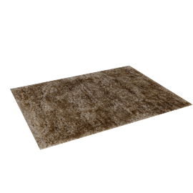 Radiant Rug - 120x160 cms, Brown