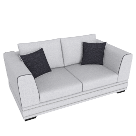 Geneva 2-Seater Sofa