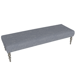 Footstool Large, 15x50x38