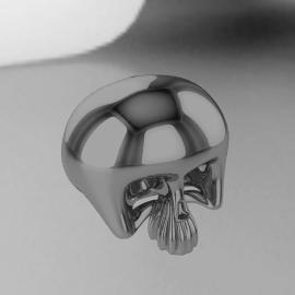 Glass Skull - Glass
