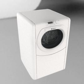 Hotpoint BS1400 Washing Machine, White