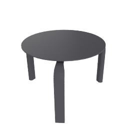 Stack Side Table, Anthracite