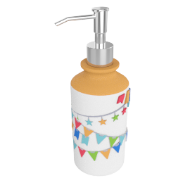 Bunting Soap dispenser