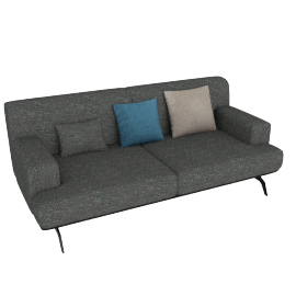 Steve 3-Seater Sofa