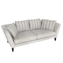 Regency Grand Sofa, Marlow Putty/Marlow Putty Stripe
