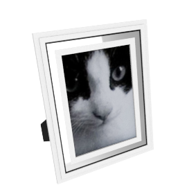 Monacco Photo Frame - 5x7 inches