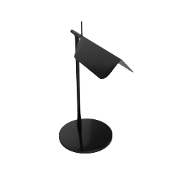 Tab Table Lamp, Black
