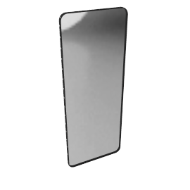 Adnet Rectangular Mirror