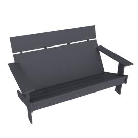 Lollygagger Bench, Slate