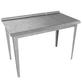 Tolix Marais Desk