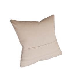 Eternity Cushion Cover - 65x65 cms, Brown
