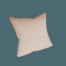 Eternity Cushion Cover - 65x65 cms, Brown
