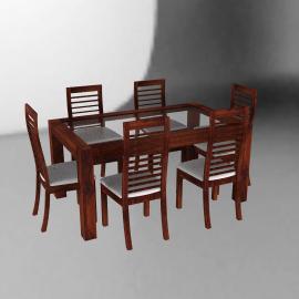Basement Home Juego de comedor 6 sillas New Alba