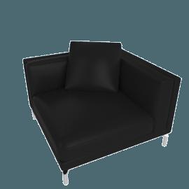 Como Corner, Black