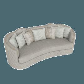 Olivia 3-Seater Sofa