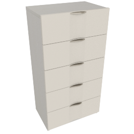 Bianca 5-drawer Chest