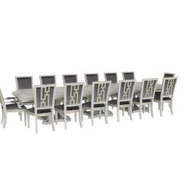 Tularosa 15-Piece Dining Table Set