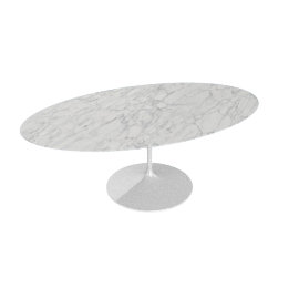 Saarinen Oval Dining Table 78""