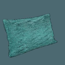 Harlequin Arkona Velvet Cushion, Lapis