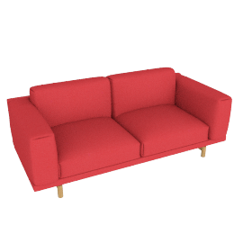 Rest Two-Seater Sofa