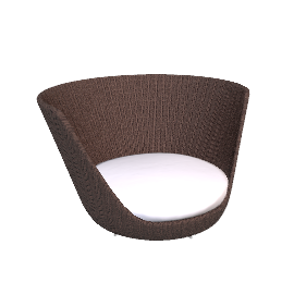 Scoop Nest Chair - Bronze
