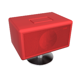 Geneva Sound System - Small - Red