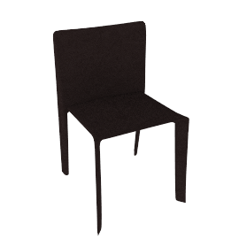Doyl Chair - Chocolate