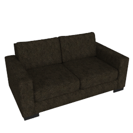 Signature Sofa Bed, Brown
