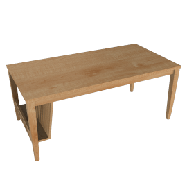 Ercol for John Lewis Pinter Coffee Table