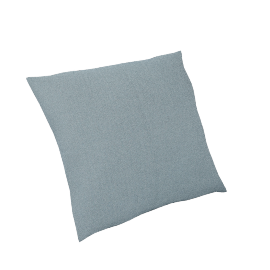 Sala Cushion, Slate Blue