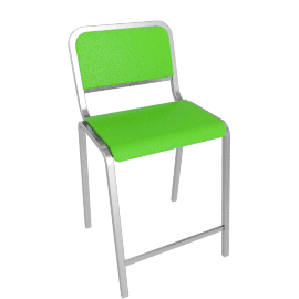 Nine-0™ Stacking Counter Stool