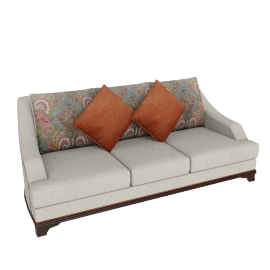Morocco 3 Seater Sofa