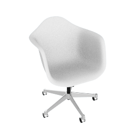 Eames Task Chair, White