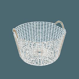 Korbo Handmade Wire Basket, Classic 35, Brass