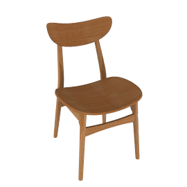 House by John Lewis Ken Dining Chair