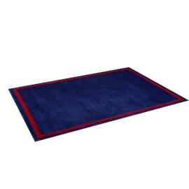 Parker Tufted Rug - 160x230 cms, Blue
