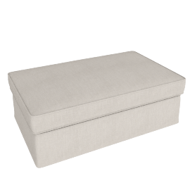Mulberry Ottoman by Tandem Arbor