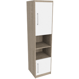 Bradley'S Single Standing Shelf Unit