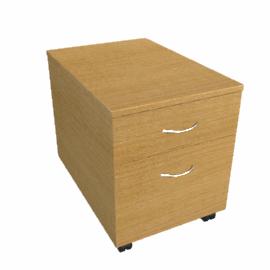 Modus Filing Cabinet, Oak