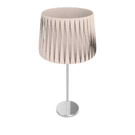 John Lewis Puri Ribbon Wrap Table Lamp