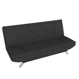 Faith Sofa Bed, Charcoal