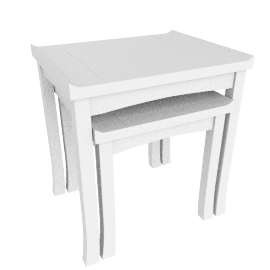 Shantou 2-piece Nest of Tables