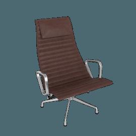Eames® Aluminum Lounge Chair