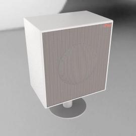 Geneva Sound System - X-Large - White