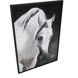 Bronco Horse Handmade Painting - 100x3.8x70 cms