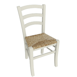 Tavern Dining Chair, Cream