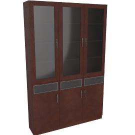 Tanessy Book Case