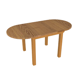 Dordogne Round Extending Dining Table